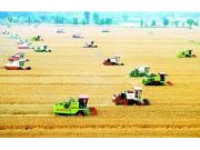 2016年农机工业的增速低于预期 下降0.7%