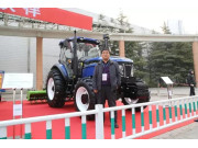 劉占興:雷沃農機 ,助力事業夢想
