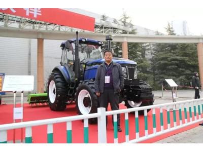 刘占兴:雷沃农机 ,助力事业梦想
