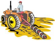 中国拖拉机、收获机2016年产量持续下降