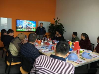 2017年阿玛松(中国)西北区域经销商配件&售后服务培训圆满成功