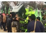 """阳春三月  中联重科PL50水稻收割机正""""热"""""""