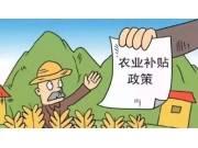 兩會觀點爭鳴:一些農業補貼該不該取消?