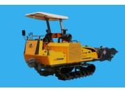 市场新宠—— 龙舟1GZ系列履带自走式旋耕机来了