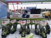 德邦大为亮相东北三省农机展 高质高效农机受欢迎