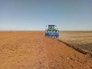 德国LEMKEN内蒙古圣牧草业交机圆满结束