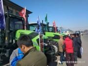 道依茨-法尔拖拉机长春九台产品推介会成功召开