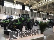 道依茨.法尔精彩亮相中国江苏国际农业机械展览会