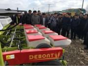 德邦大为大马力高性能农具助力黑龙江省春耕生产