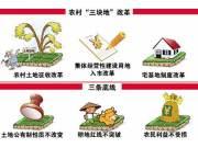 农村土地制度改革三项试点获重大成果