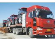 一拖这家基地生产的东方红拖拉机,被俄罗斯客户看上了!