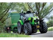 全球拖拉机行业颜值担当———道依茨.法尔荣获2017年度最佳设计大奖