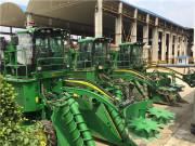 服務輸送價值 約翰迪爾甘蔗機認可度顯著提升