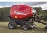 格兰牧草设备系列之二 —— 圆捆机和圆捆包膜机