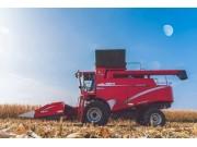 """牧神4YZT-10型自走式玉米籽粒收获机 国产机籽粒收获机中的""""战斗机"""""""