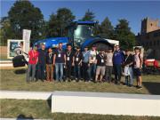 專業團隊精發展,紐荷蘭田間培訓助充電