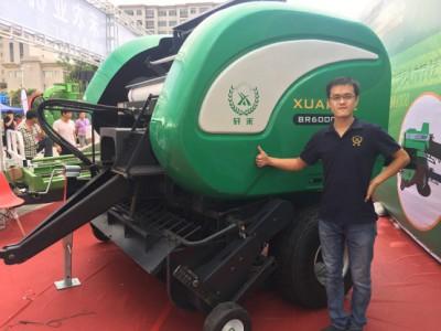 不忘初心,继续前进,轩禾与您相约蒙东国际农业机械博览会