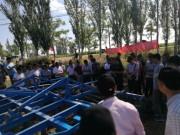 德国LEMKEN宁夏农业机械化演示会圆满成功