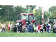 首屆中國(北方)農機田間日舉行