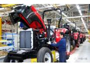 中国一拖牵头组建河南省智能农机创新中心