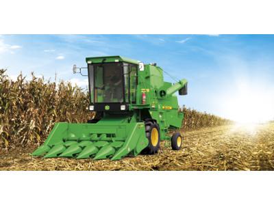 约翰迪尔全线农业设备解决方案邀您共聚2018全国农机展