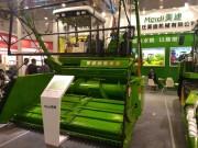 青饲收获机是中国国际农机展大亮点!