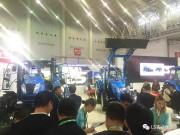 乐星农业装备携产品盛装亮相武汉国际农机展