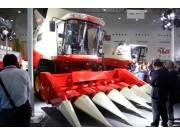 梅成建:国际农机展上的智能化之光