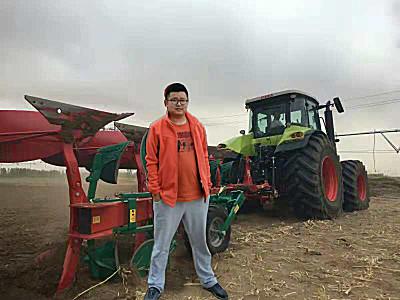 """吕子辉:第一次进入农机行业,就对格兰""""一见钟情"""""""