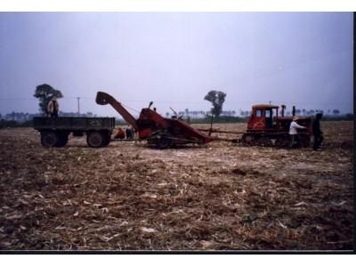 范国昌:我经历的中国—乌克兰玉米收获机联合开发的那些事儿