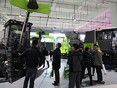 中联重科亮相2018中国甘蔗机械化博览会