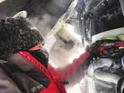 潍柴国六动力挑战零下 40℃