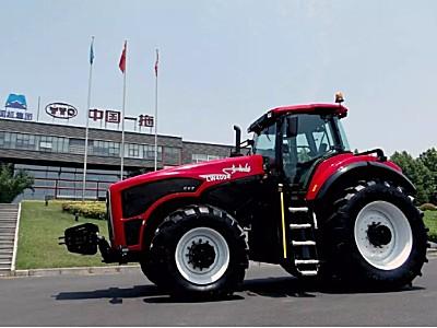 中国一拖董事长赵剡水:尽快制定自动驾驶和无人驾驶农业机械政策法规