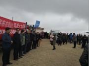 德国LEMKEN参加农机宝春耕节乌兰察布站演示会