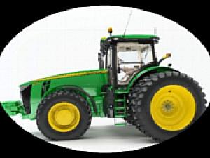 约翰迪尔8R系列拖拉机 你不可不知的那些功能