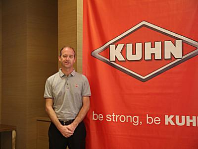 库恩,打造市场多变时代最具竞争力的全球农业机械生产商
