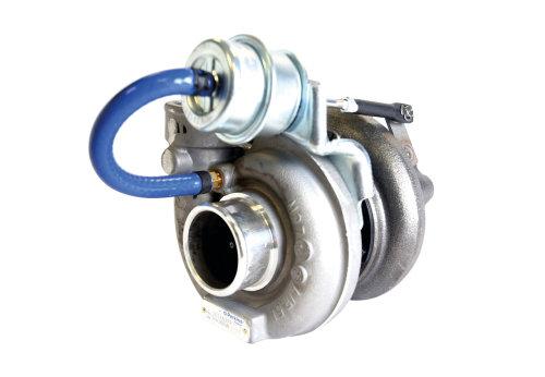 Perkins 推出全新涡轮增压器阵容选择更多,经济性更好