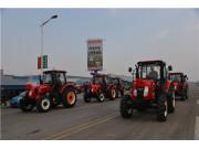 时风集团河北市场推介会在赵县隆重举行 用户订机热情高涨