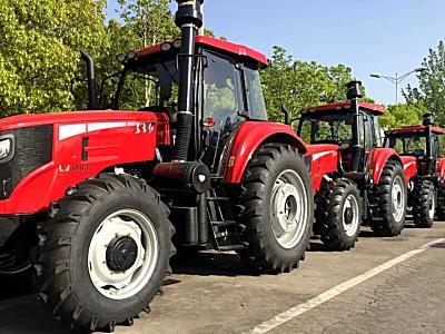 新品重磅推荐——东方红LX1804拖拉机
