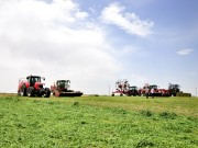 麦赛福格森助力中国草都牧草全程机械化收获