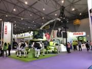 科乐收(CLAAS)亮相第九届中国奶业大会暨2018中国奶业发展博览会