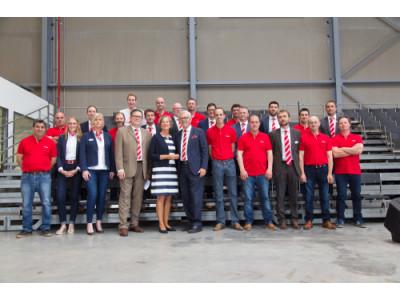 格立莫在比利时创建了新的工作场所