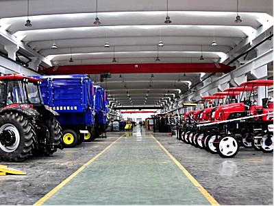 東風農機:完善產品線,持續打造優勢產品