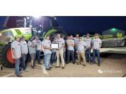 科乐收(CLAAS)牧草收获设备创造新的世界纪录