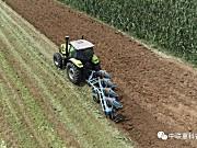 中联重科:RS1804拖拉机,深耕深松轻松搞定
