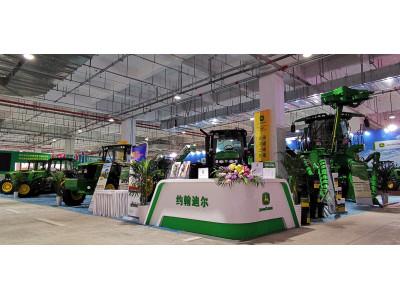 约翰迪尔携手中粮糖业助力广西甘蔗全程机械化