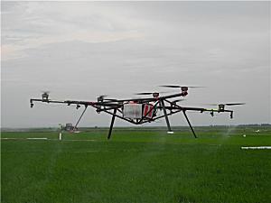 """农田""""新宠""""!一架植保无人机的工作效率相当于60个劳动力"""