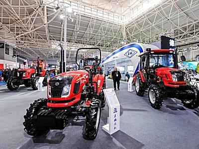 向全程机械化迈进,东风农机产品火爆2019国际农机展