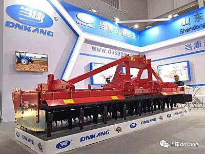 山东当康参加2019中国国际农业机械展览会圆满结束