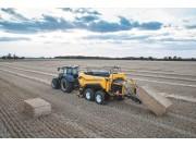 纽荷兰 BigBaler 1290 高密度打捆机,全力实现高效率与生产力